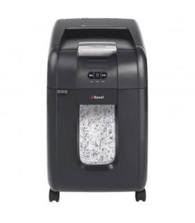 Distrugator documente automat 200 coli, P4, cross-cut (confeti), 200X Auto+ REXEL