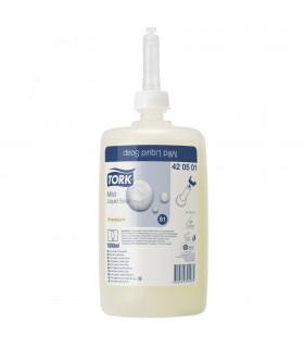 Rezerva sapun lichid, pentru maini, 1000ml, Premium Mild TORK