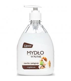 Sapun lichid cu pompita, 500 ml, CLINEX