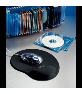 Mousepad cu gel negru Data Line Fashion ESSELTE