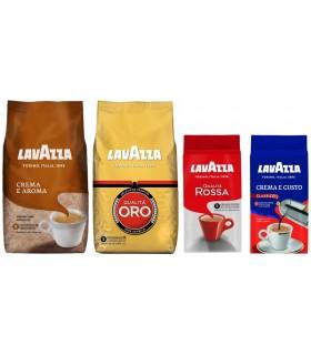 Cafea macinata, 250 g, Rossa LAVAZZA