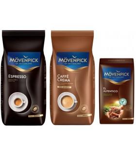 Cafea boabe 1000 g Expresso MOVENPICK