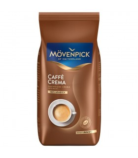 Cafea boabe, 1000 g, Cafe Crema  MOVENPICK