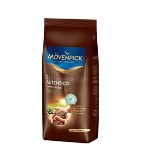 Cafea boabe, 1000 g, El Autentico MOVENPICK