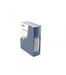 Suport documente vertical albastru G2Desk Fellowes