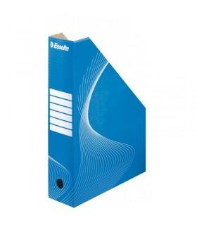 Suport documente vertical carton, diverse culori ESSELTE