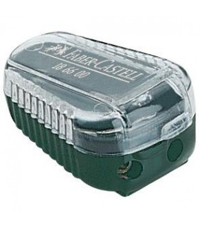 Ascutitoare mina creion 2 - 3.15 mm FABER-CASTELL