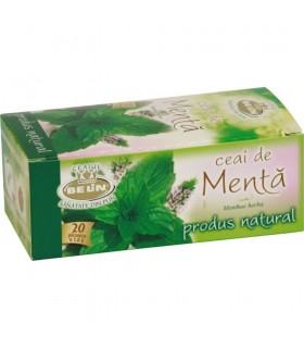 Ceai menta, 20 pliculete/ cutie, BELIN