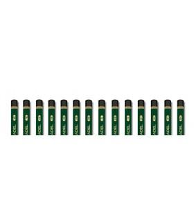 Creion grafit 2200 culoare corp verde ADEL