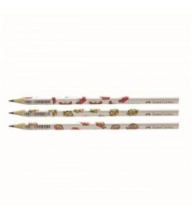 Creion grafit B Lumea Marina FABER - CASTELL