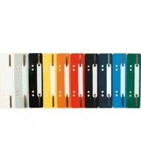 Alonje indosariere, plastic, A5, asortate, 25 buc/set, EXACOMPTA