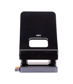 Perforator 45 coli, model E0143, negru, Efortless DELI