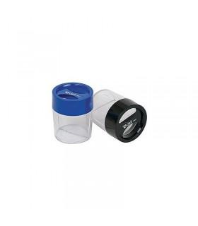 Dispenser magnetic pentru agrafe DELI