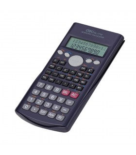 Calculator stiintific 12 digiti 240F 82Ms DELI