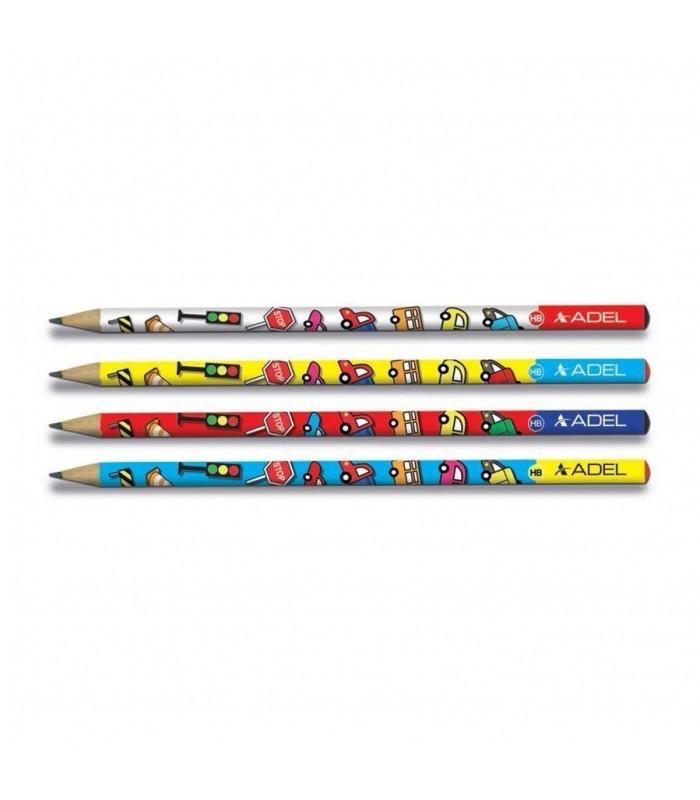 Creion grafit model masinute duritate HB ADEL