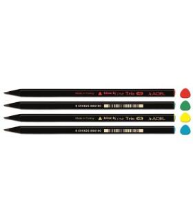 Creion grafit HB Trio ADEL