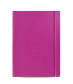 Agenda Notebook Classic cu spirala si rezerve A4 Fuchsia FILOFAX