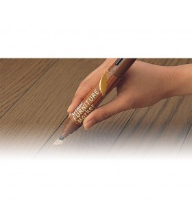 Marker pentru mobilier din lemn nuc, varf tesit 2.0 - 5.0 mm ARTLINE 95