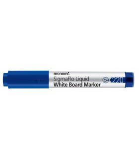 Marker whiteboard albastru SigmaFlo 220, 2 mm MONAMI