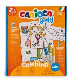 Set creativ Combino Job 2+ CARIOCA Baby