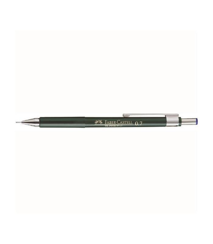 Creion mecanic verde 0.7 mm TK-Fine FABER - CASTELL