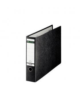 Biblioraft marmorat A3, 77 mm, 180 grade, negru LEITZ