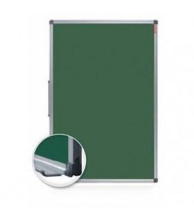 Tabla creta verde magnetica rama aluminiu Classic MEMOBOARDS