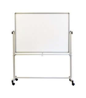 Tabla alba magnetica mobila Basic MEMOBOARDS