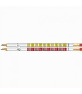Creion grafit B cu guma Tabla inmultirii EBERHARD FABER