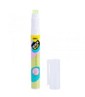 Lipici tip creion 2.6 g, color, DELI