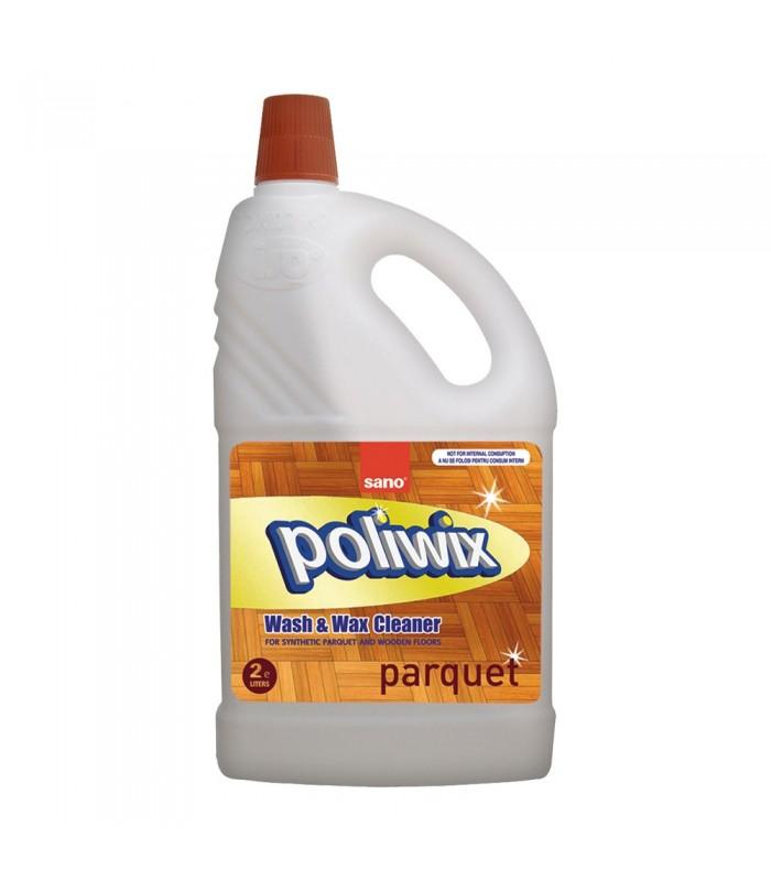 Detergent parchet 2L SANO Poliwix Parquet