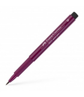 Marker violet albastru Pitt Artist Pen Brush FABER - CASTELL