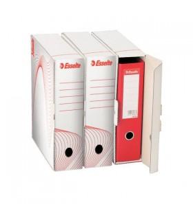 Cutie arhivare Boxy Esselte pentru bibliorafturi