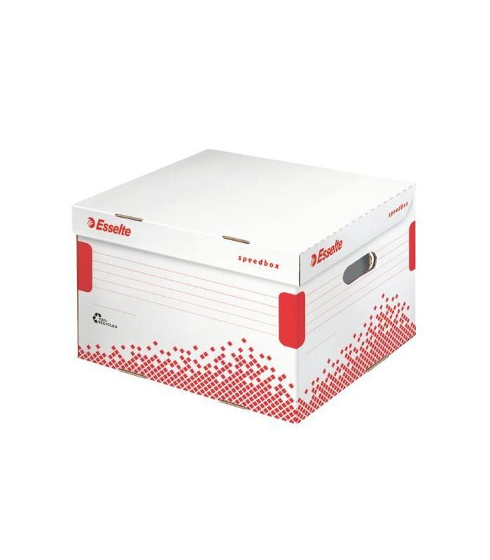 Container de arhivare cu capac Speedbox L ESSELTE