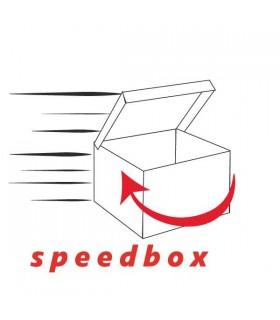 Container de arhivare cu capac Speedbox M ESSELTE