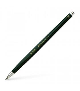 Creion mecanic 2.0 mm verde TK-Fine 9400 FABER - CASTELL