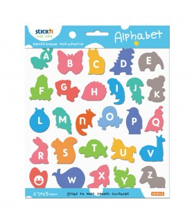 Set educativ Alphabet STICK'N