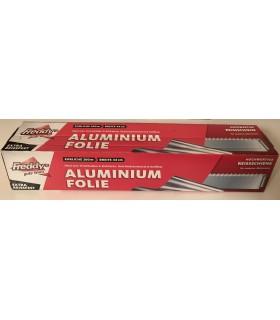 Folie aluminiu 44 cm x 200 m, 11 microni FREDDY