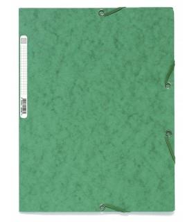 Mapa carton cu elastic 400 g EXACOMPTA
