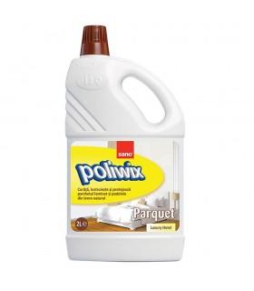 Detergent parchet 2 L SANO Poliwix Parquet Luxury Hotel