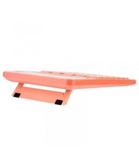Calculator birou 12 dig 1541 roz pastel DELI