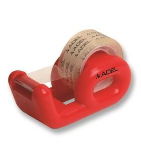 Dispenser de banda adeziva 18 mm x 25 m ADEL