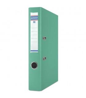 Biblioraft plastifiat A4 margine metalica 50 mm Premium DONAU