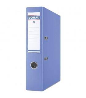 Biblioraft plastifiat A4 margine metalica 75 mm Premium DONAU