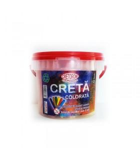 Creta color 50 bucati in galetusa CRETOROM