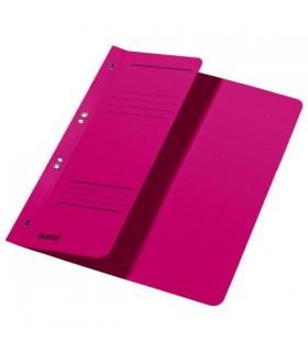 Dosar din carton A4 cu capse 1/2 diverse culori LEITZ