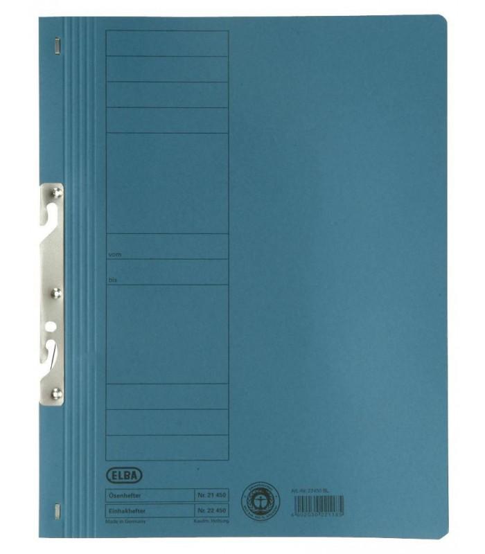 Dosar de incopciat din carton 1/1 diverse culori ELBA