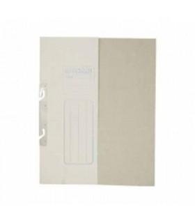 Dosar de incopciat din carton A4 1/2 alb