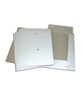Dosar din carton cu inchidere tip plic A4
