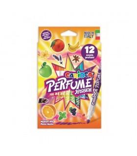 Carioca lavabila parfumata 12 culori/cutie Perfume CARIOCA